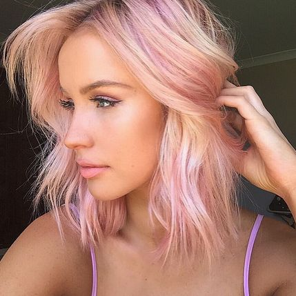 How Real Girls Do Pastel Hair: 13 Photos That'll Inspire You to Try Out the Trend | StyleCaster: