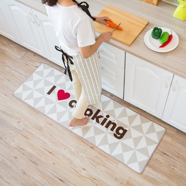 Decorative Floor Mats For Kitchen | Kitchen Accessories in ...