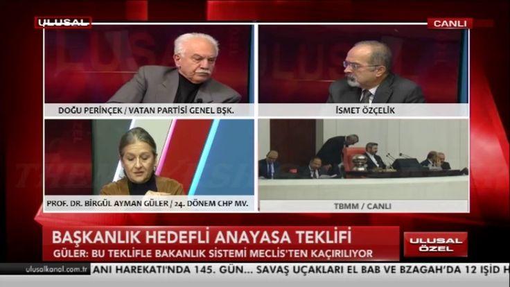 İsmet Özçelik İle Ulusal Özel-15 Ocak 2017-Doğu Perinçek&Birgül Ayman Gü...