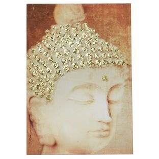 Buy Collection Hand Painted Buddha Canvas at Argos.co.uk, visit Argos.co.uk to…