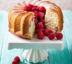 Raspberry and Coconut Cake #Bakes #Baking #Recipe #SouthAfrica