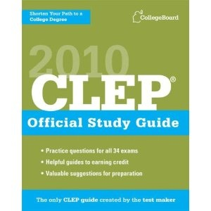 Best study guides clep exams