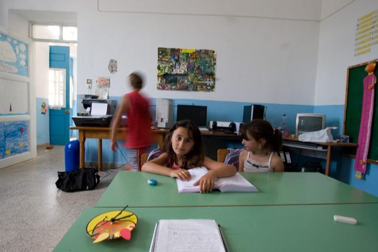 School at Telendos