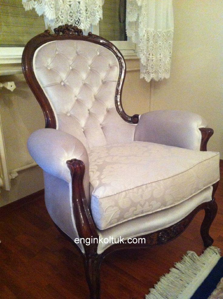 Engin klasik ve antika #berjer #koltuk modelleri 2014 1025 kişiye özel kaplama kaliteli hizmet upholstery