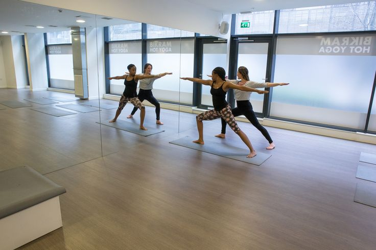 The Bikram Yoga studio on Bristol's High Street and in Highbury and Islington, London are teaching and learning centres for all things Bikram Yoga. Gerflor's Taraflex™ Multi-Use 6.2 in Wood was the flooring contractors' choice for these studios.