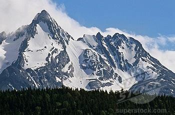 Seven Sisters, Kitwanga, British Columbia