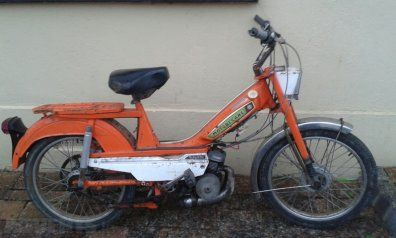 1000 Ideas About Mopeds On Pinterest Gas Scooter