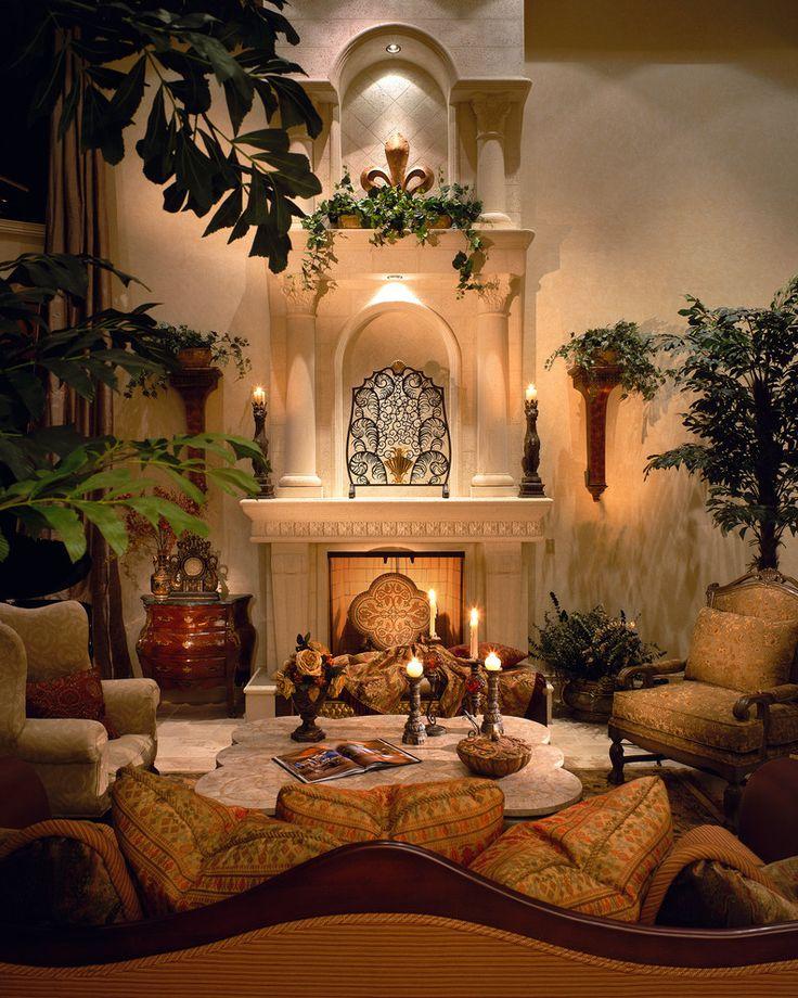 Mediterranean Style: Best 25+ Mediterranean Living Rooms Ideas On Pinterest