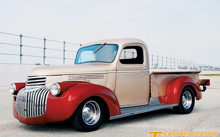 Chevy Truck 41-46 vintage.
