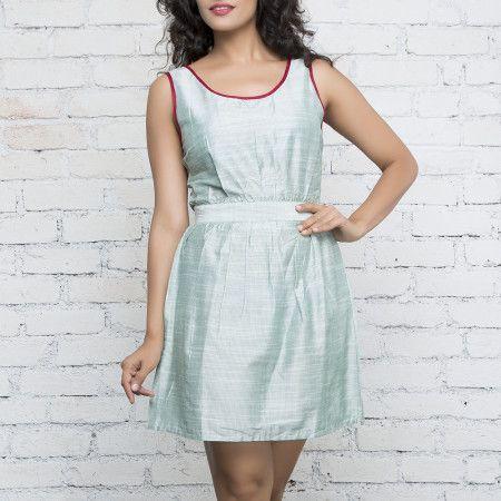 Halterneck Dress   India Circus®