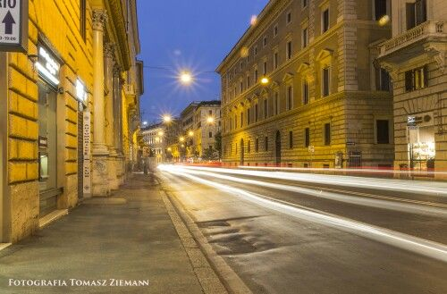 #Rzym, Corso Vittorio Emanuele II