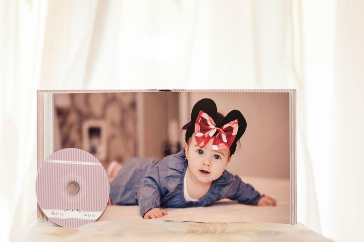 Baby Sofia - Primele 6 luni *** Pachet ședinte foto pentru primul an din viața bebelușului tău | AD Passion Photography