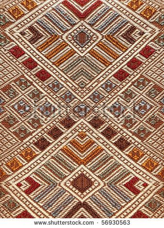 oriental vibrant silk texture. More of this motif & more decors in my port.
