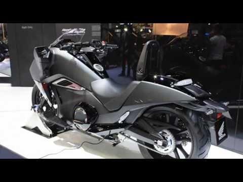 Sangarnya Honda NM4 Vultus, Moge  Honda