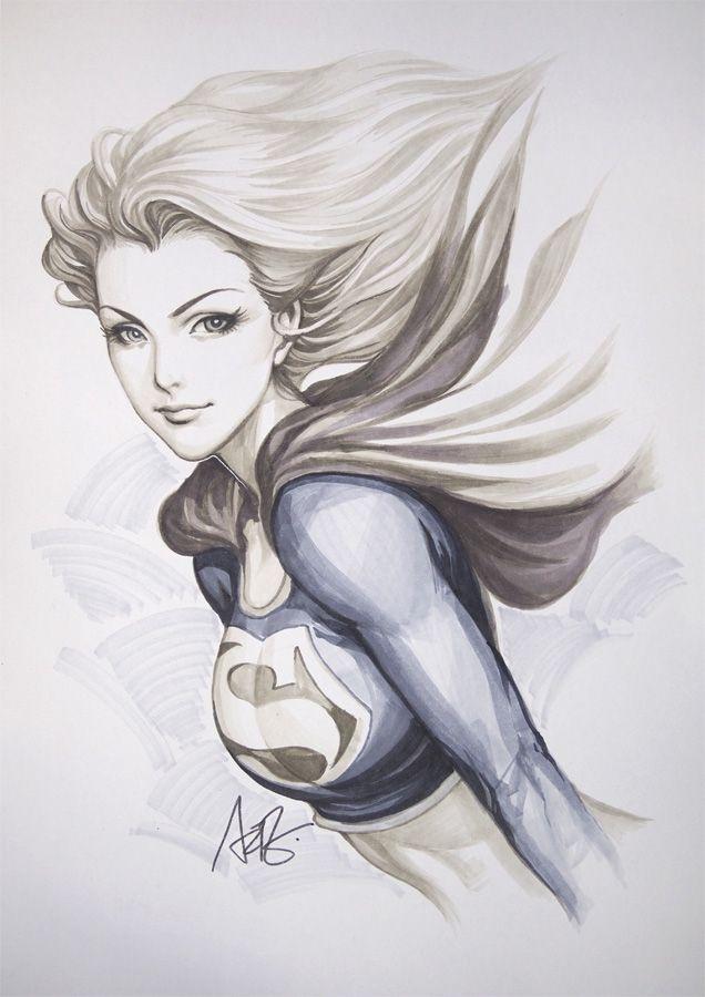 ArtGem- Supergirl