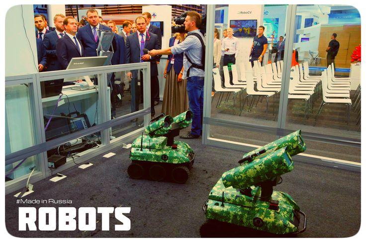 #Robot #Robots #MadeInRussia #Russia #Russian