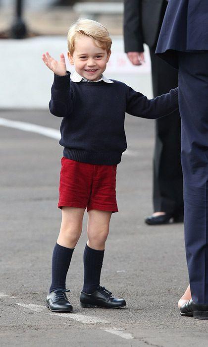 Royal Tour Canada 2016: The best photos from Prince William, Kate, George and Charlotte's visit – HELLO! CA