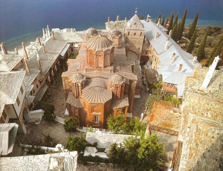 Monastery Docheiariou, Mt Athos. + + + Κύριε Ἰησοῦ Χριστέ, Υἱὲ τοῦ Θεοῦ, ἐλέησόν με + + + The Eastern Orthodox Facebook: https://www.facebook.com/TheEasternOrthodox Pinterest The Eastern Orthodox: http://www.pinterest.com/easternorthodox/ Pinterest The Eastern Orthodox Saints: http://www.pinterest.com/easternorthodo2/