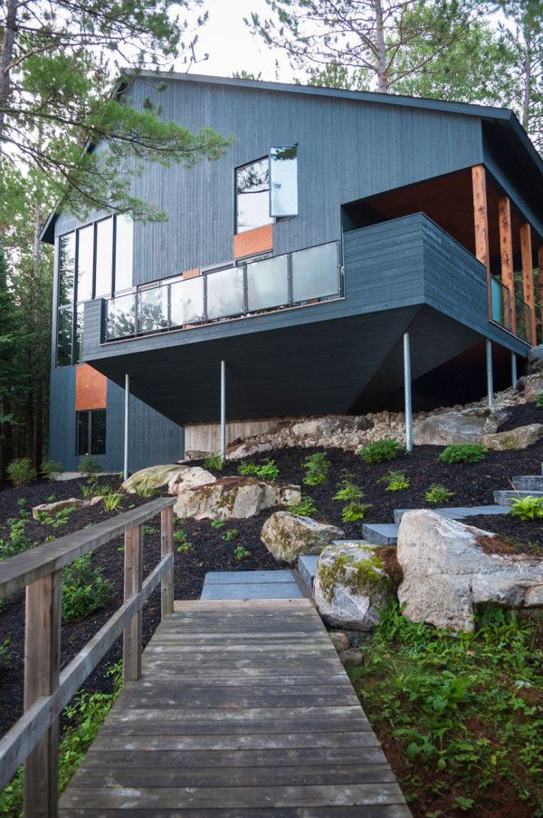 Vacation home in Messines (Quebec, Canada)