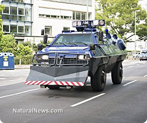 (NaturalNews) The militarization of police departments around the nation continues, as evidenced by the purchase of a massive, military-grad...