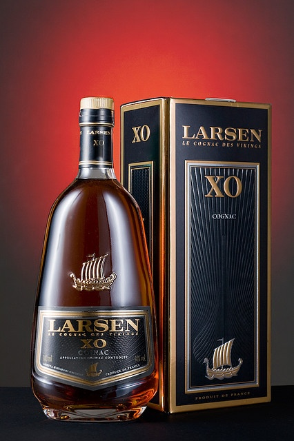 Larsen XO Cognac by Petteri Löppönen, via Flickr