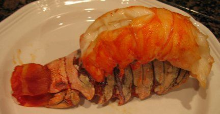 Baked Lobster Tails: Yummy Foodstuff, Lobster Tails, Seafood Recipes, Yummy Recipes, Seafood Cravings, Lobsters Recipes, Dinners Menu, Baking Lobsters Tail Recipes, Healthy Seafood