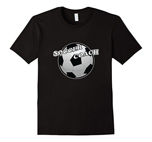 "Mens Soccer Coach 2XL Black RGebbiePhoto https://www.amazon.com/dp/B075DNNWM6/ref=cm_sw_r_pi_dp_x_dyeSzb16ZDQEQ - $19.99 - Soccer Coach t-shirts - by #RGebbiePhoto @ #Amazon - #Soccer #Coach #Sports - Soccer Coach ball design. A large, 3D illustration soccer ball background with the words ""Soccer Coach"" in large white letters outlined in black in front and across the top."