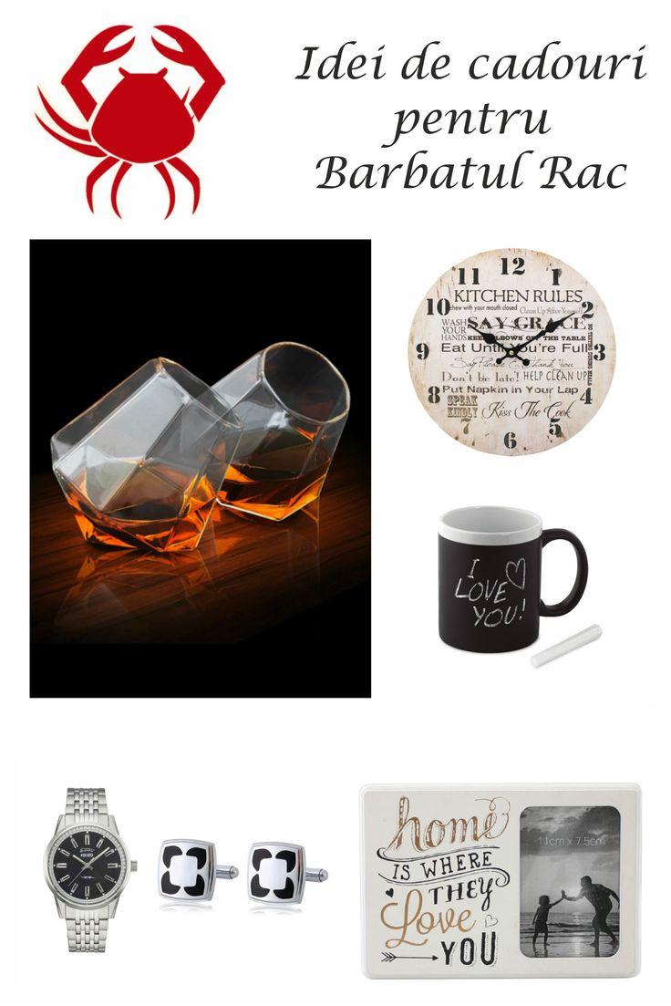 Idei de cadouri pentru barbatul Rac #idei #cadouri #barbat #rac #zodiac