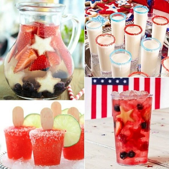 19 Sweet Ideas For 4th of July