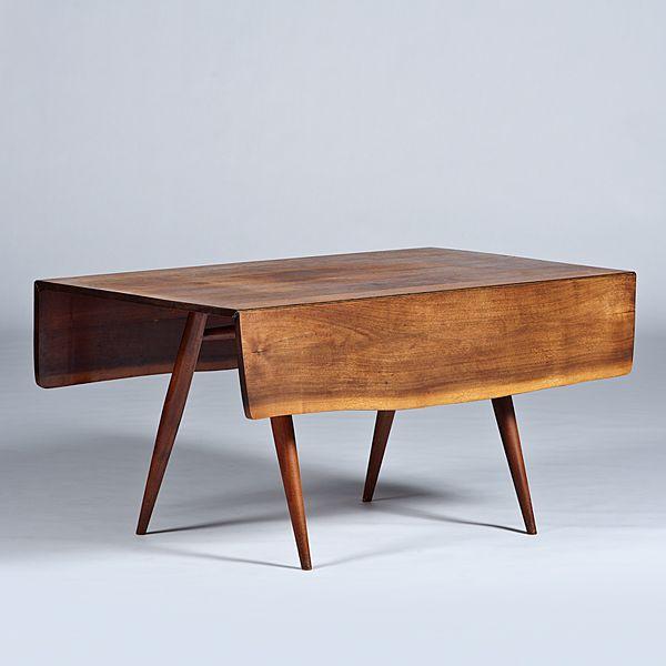 Modern George Nakashima Table   Beautiful
