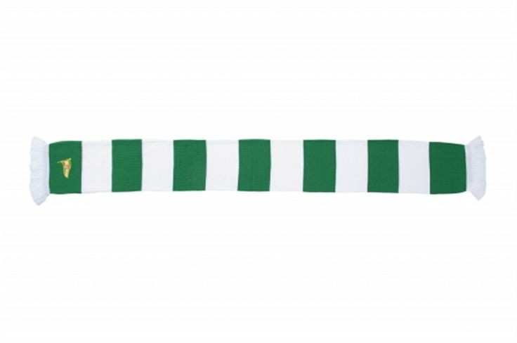 Lechia Gdańsk Scarf - All products #FindLocalGift #Gdansk #3city #Gift #Souvenir #Sport #Lechia #Baltic