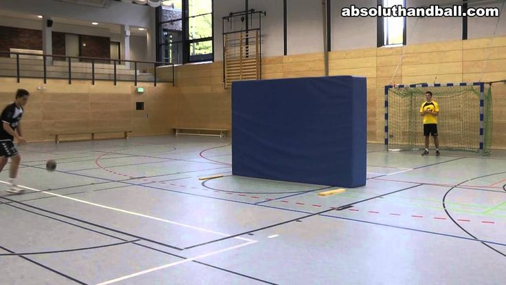Handball position training for backcourt players (1)