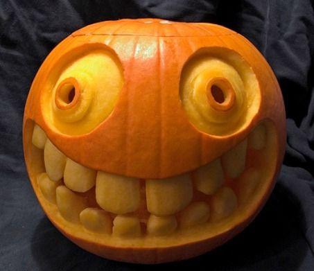 17 Crazy Pumpkin Carving Designs - Craftfoxes