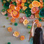 Artesanato de Flores de Papel passo a passo – O artesanato de papel pode servir para decorar diversos ambientes, seja para uma festa escolar, uma festa de igreja, ou até mesmo dentro de uma casa ou comércio, ou para presentear as mães no Dia das mães. Se você deseja saber como fazer flores de papel …
