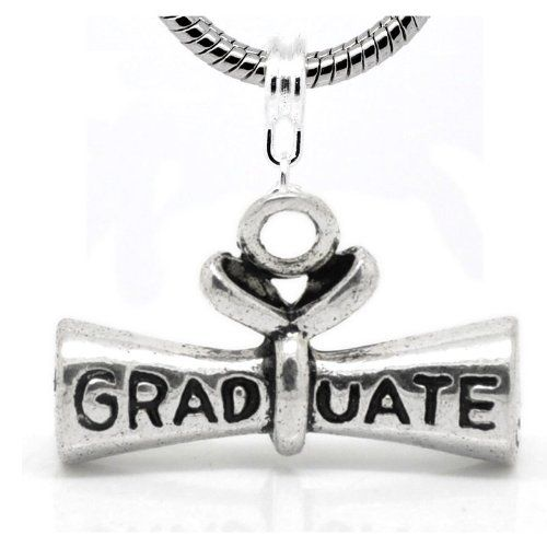 pandora graduate charm
