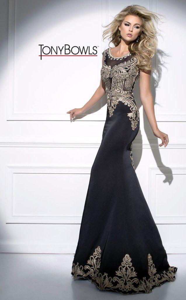16 best Prom Dresses images on Pinterest | Tony bowls, Formal ...