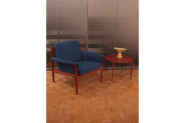 Charles France Model 168 Lounge Chair For France & Son | Vinterior   #20thcentury #midcentury #modern  #chair