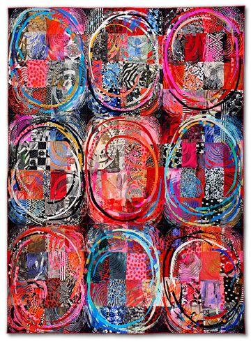 L'artiste du vendredi : Sue Benner