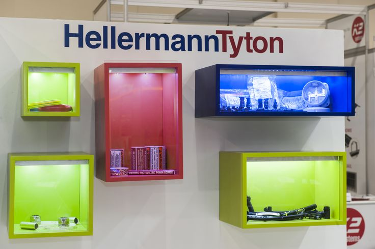 HellermannTyton at the 2016 Solar Show.