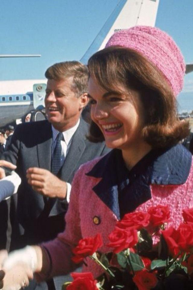 Best 20 Jackie Kennedy Pink Suit Ideas On Pinterest
