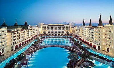 Mardan Palace - Antalya, Turkey
