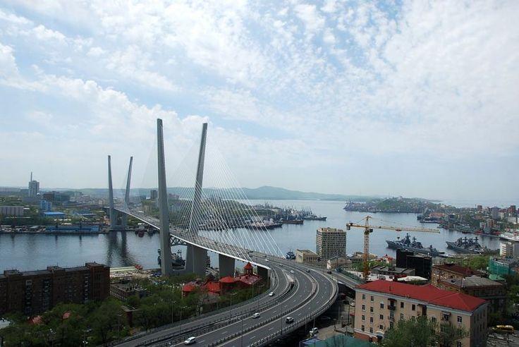 Видовая площадка во Владивостоке