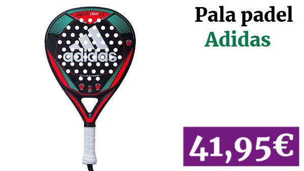 Hubert Hudson Frente Disciplinario  Adidas Match Light 1.9 - Pala de Pádel, Adultos Unisex, Verde, 375 ✏  #vadegangas #Amazon   Adidas, Unisex y Verde