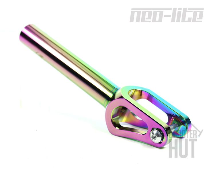 Scooter Hut Neo-Lite Fork   Neo-chrome   Exclusive to Scooter Hut