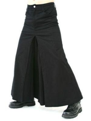 Jupe gothique pour homme. Gothic menskirt. Mots-clés : Jupe pour homme, Jupe masculine.