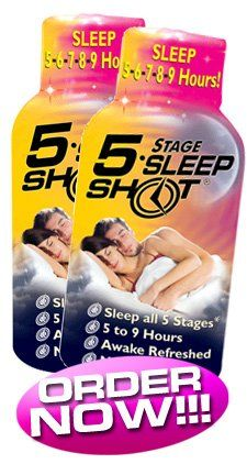 http://snoringsolutionsforever.com/pinnable-post/5-stage-sleep-shot-2-pack If you have trouble getting to sleep or staying asleep, if you wake up several times during the night, toss and turn, or wake up tired and unenergetic, you may want to consider an alternative to over the counter or prescription sleep aids . . .  5 Stage Sleep Shot® is a natural sleep aid formula that contains a wopping 1763mg of the ingredients shown to help you sleep. If...