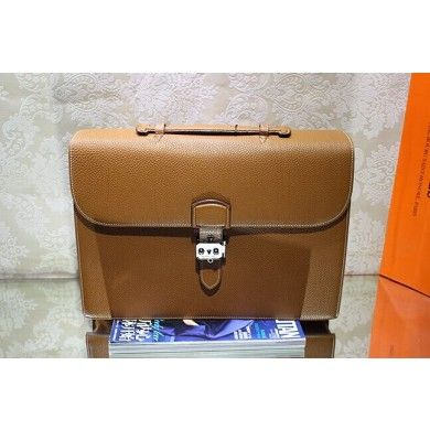 Buy  Hermes Sac a depeche briefcase