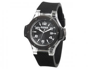 Relógio Magnum MT60084T - Masculino Social Analógico com Calendário