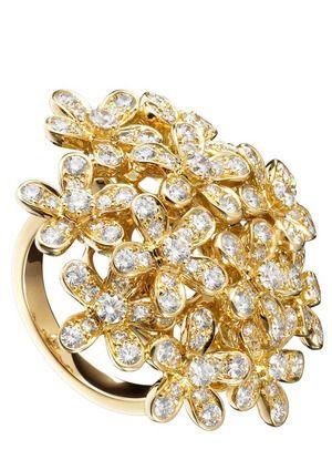 Van Cleef & Arpels Socrate Diamond Ring