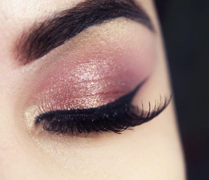 Ariana Grande Focus Makeup Tutorial – Maquiagem Rosé